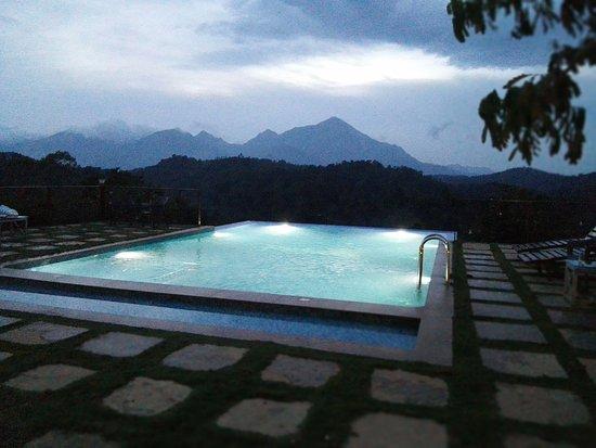 Amazing Infinity Pool Picture Of Petals Resorts Wayanad Kalpetta Tripadvisor
