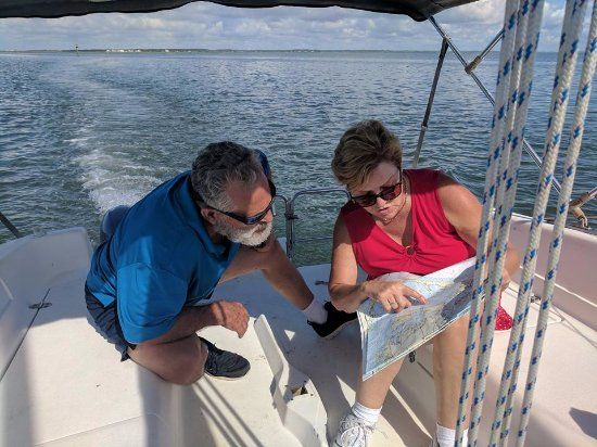 Beaufort, NC: Couples Sailing