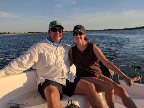 โบฟอร์ต, นอร์ทแคโรไลนา: Sunset Cruising in Beaufort