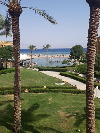 Strand Beach and Golf Resort Taba Heights: 27 - 08 - 2017