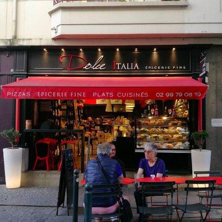 Rennes Rue Jules Simon Restaurants