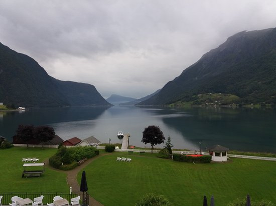Skjolden, Норвегия: 20170828_175415_large.jpg