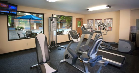 Best Western Bridgeview Hotel: Fitness Center