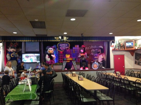 Fun for Kids & Parents!!! - Review of Chuck E  Cheese's, Los
