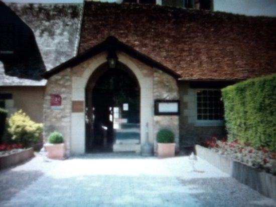 Ouchamps, Франция: l'entrée