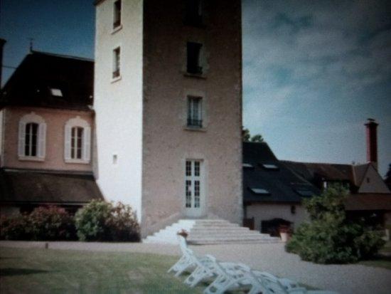 Ouchamps, Франция: la tour de la chambre carrée