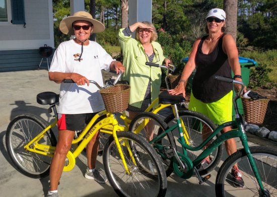 San Flea Rentals: Love the bikes
