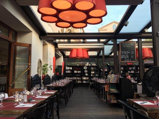 20171111 203652 picture of le cafe de france sainte maxime tripadvisor - Cafe de france sainte maxime ...