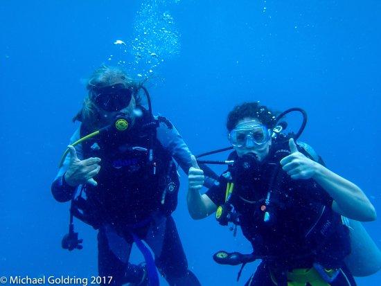 Drake Bay, Costa Rica: The best PADI instructor!