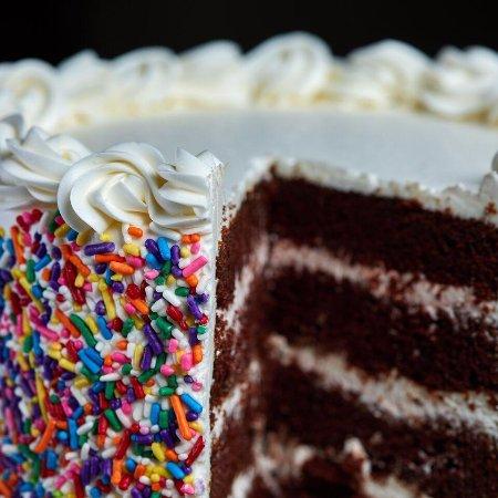 Prime The Birthday Cake Picture Of Noe Valley Bakery San Francisco Funny Birthday Cards Online Elaedamsfinfo