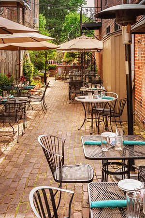 Zionsville, IN: Check out our Patio!