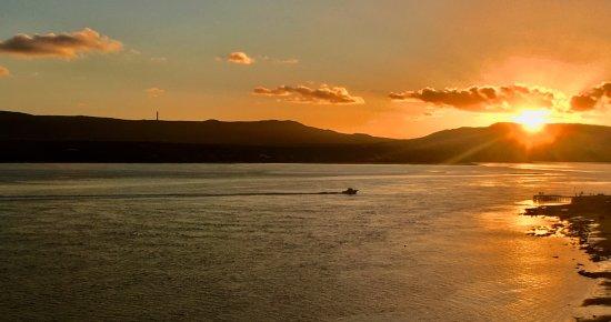 Witsand, Südafrika: The Breede River
