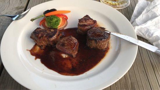 Hotel De Leygraaf: Food dinner!!