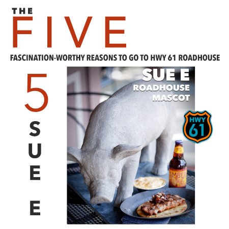 Webster Groves, มิสซูรี่: Sue E would like to welcome you for dinner or a drink