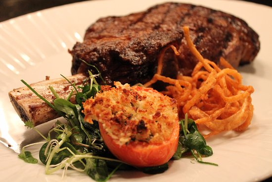New Buffalo, MI: 55 Day Ribeye From Copper Rock Steakhouse