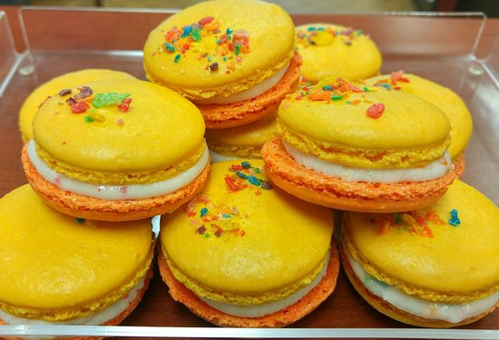 New Hartford, NY: French Macarons Typically Available Thursdays-Saturdays