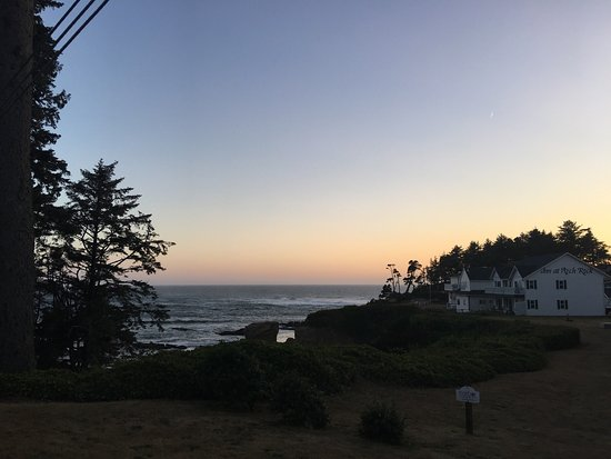 Inn at Arch Rock: Beautiful views