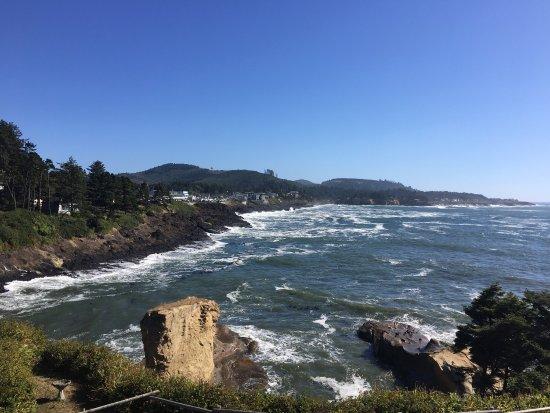Depoe Bay, Oregon: Beautiful views