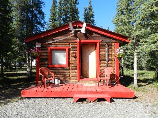 Tok, AK: hübsche Lodge