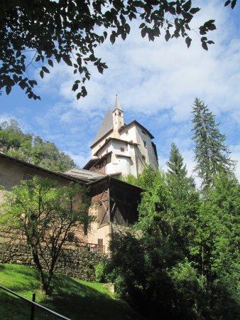 Sanzeno, Italie : Ecco San Romedio