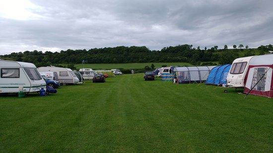 Stawell, UK: Camp site