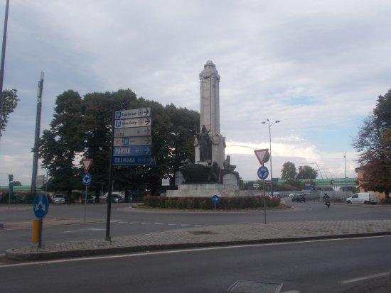 Il monumento ai pontieri