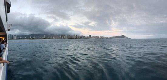 Star of Honolulu - Dinner and Whale Watch Cruises: City and Diamond Head