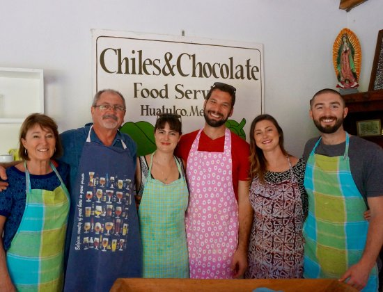 ‪Chiles&Chocolate Cooking Classes‬