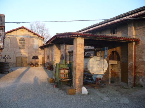 Viano, Italy: Agriturismo Cavazzone