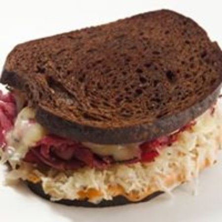 Powerhouse Grill : Reuben Sandwich!