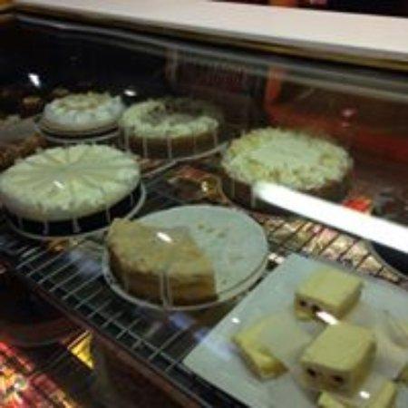 Yakima, WA: Our delightful desserts!