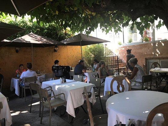 Photo de le jardin antibes tripadvisor for Antibes restaurant le jardin