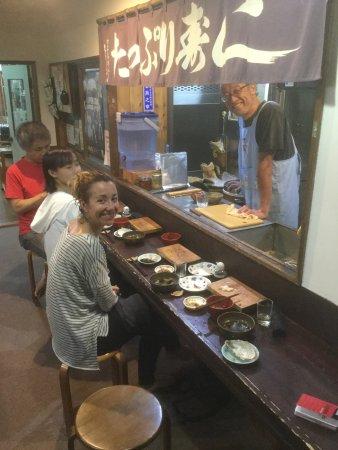 Hamanaka-cho, Japon : The sushi was delicious!