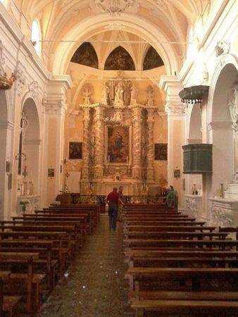 Manduria, Ιταλία: interno