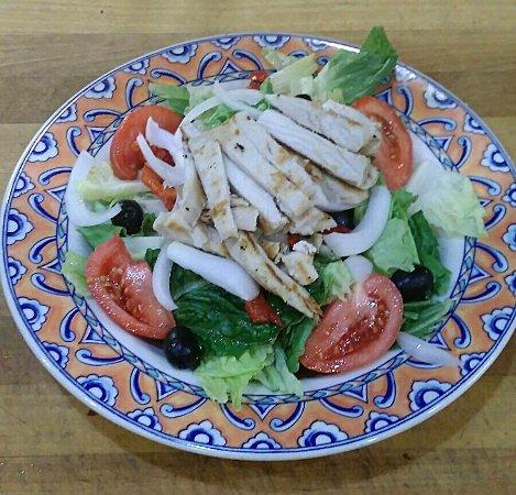 Front Royal, VA: Chicken Salad
