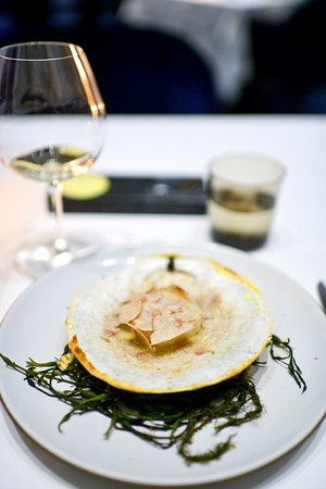 Providence: Sea Scallop with White Truffle