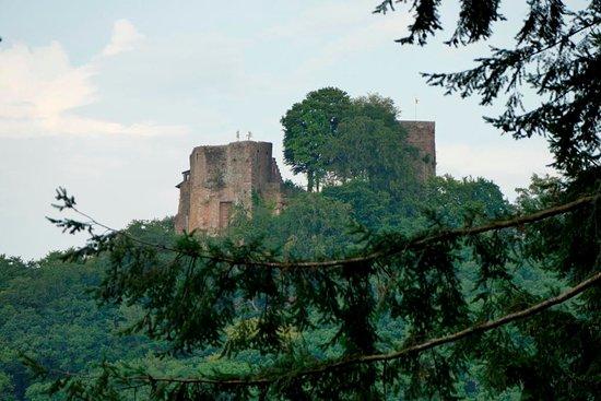 Burg Hohenbaden: Burgruine Alt-Eberstein