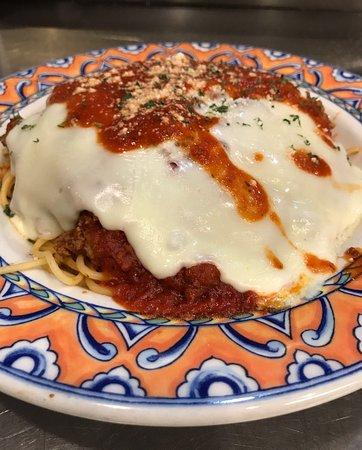 Фронт-Ройал, Вирджиния: Backed Spaghetti