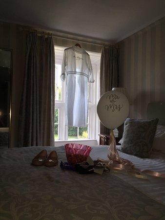 Yealmpton, UK: Bridal suite