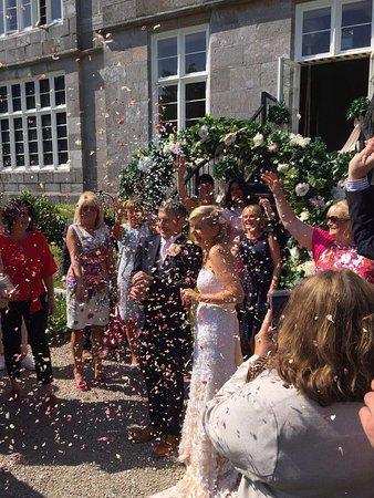 Yealmpton, UK: Wedding