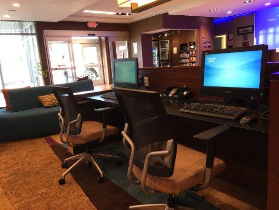 Fremont, NE: Nice new hotel!