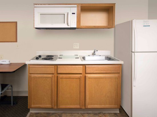 Duncan, Caroline du Sud : In-Room Kitchen