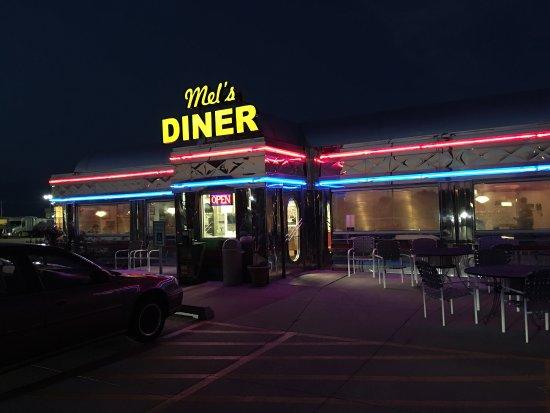 Fremont, NE: Mel's Diner