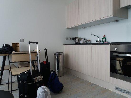 Staycity Aparthotels Laystall Street: 20170826_113110_large.jpg