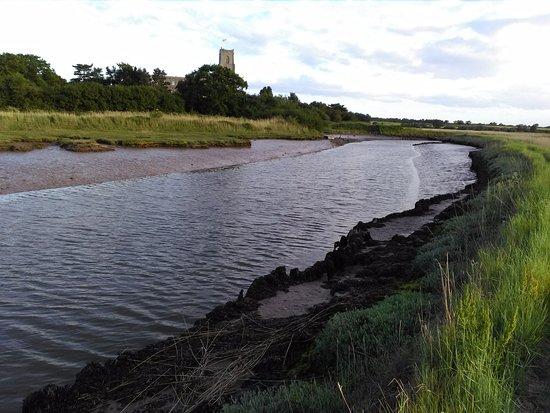 River walk Blythburgh
