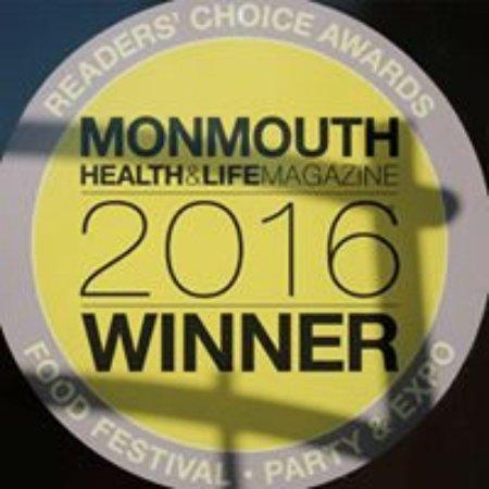 Bradley Beach, Νιού Τζέρσεϊ: Voted Best Italian Monmouth County 2016 Monmouth Health & Life