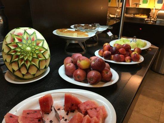 โรงแรมนิปปอน: breakfast