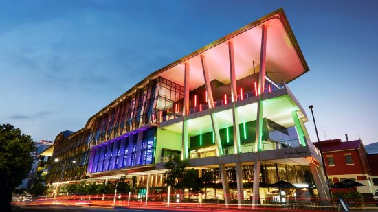 ‪Brisbane Convention & Exhibition Centre‬