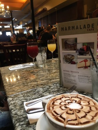 Marmalade Cafe Malibu Menu