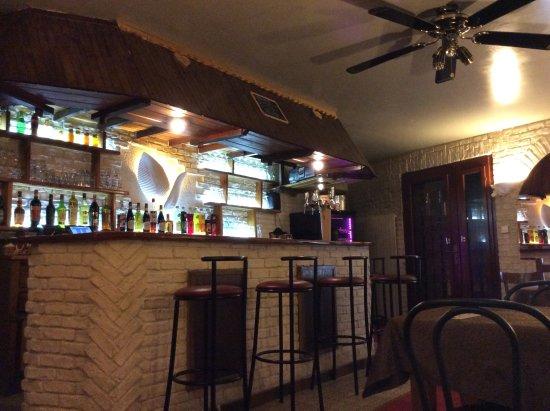 Villarodin-Bourget, France: Le bar
